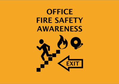 Office Fire Safety Awareness Training