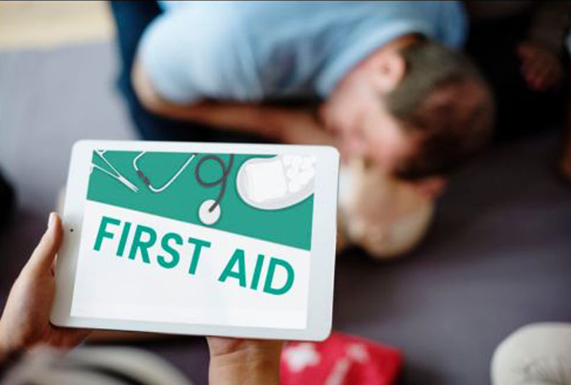 COVID-19 First Aid Training Course